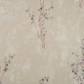 Contemporary Enchantment Zen Cloud Grey-Magenta ET2032 Wallpaper