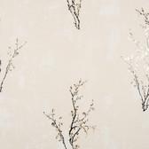 Contemporary Enchantment Zen Ecru-Black ET2041 Wallpaper