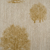 Contemporary Enchantment Arboretum Silver-Gold ET2054 Wallpaper