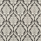 Contemporary Enchantment Damascus ET2059 Shadow Grey-White Wallpaper