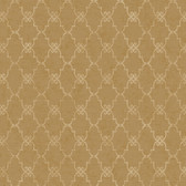 Metallics Book Palisades Marmalade Wallpaper CW9248