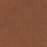 Hearts & Crafts III Hydrangea/Agate Border Wallpaper CB5582BD in Peanut Brown and Cream