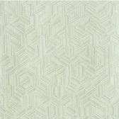 COD0209 - Candice Olson Luxury Finishes Metallica Green Wallpaper