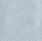 COD0211N - Candice Olson Luxury Finishes Metallica Light Blue Wallpaper