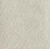 COD0205 - Candice Olson Luxury Finishes Metallica Platinum Wallpaper