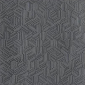 COD0215 - Candice Olson Luxury Finishes Metallica Shadow Grey Wallpaper