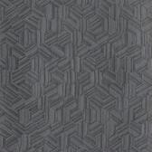 COD0215 - Candice Olson Luxury Finishes Metallica Shadow Grey Wallpaper