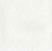 COD0203 - Candice Olson Luxury Finishes Metallica White Wallpaper