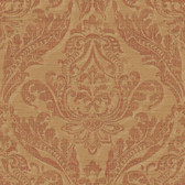 BR6302 - Gold Pearl Metallic-Cinnamon Red-Ecru