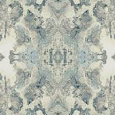 DN3719 - Candice Olson Blue Inner Beauty Harlequin Wallpaper