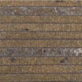DN3798 - Candice Olson Woven Capiz Shell Wallpaper - Brown