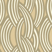 Grey GM1227 Braid Pattern Wallpaper