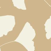 Soft Brown GM1257 Autumn Dance Wallpaper