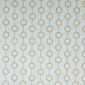 Greyish Teal NA0219 Bubble Trail Wallpaper
