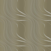 Grey NA0240 Tonal Flowing Lines Wallpaper