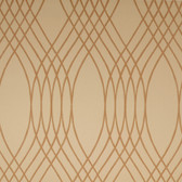 Beige NA0254 Overlapping Lines Wallpaper