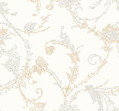 Ivory AN2764 Gracile Wallpaper