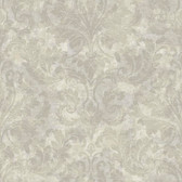 ARB67544 Arbor Rose Finley Regal Damask Hazelwood Wallpaper