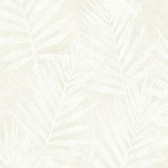 ARB67532 Arbor Rose Grand Palms Leaves Porcelain Wallpaper