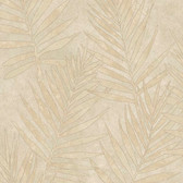 ARB67537 Arbor Rose Grand Palms Leaves Hazelwood Wallpaper