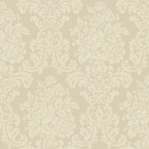 AL13703 Illume Mauve Damask Wallpaper