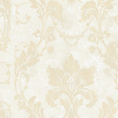 AL13771 Irena Light Blue Delicate Damask Wallpaper