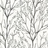 Delamere Tree Branches Snow Wallpaper 2532-20424