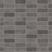 Hunter Rectangle Tile Graphite Wallpaper 2532-20475