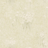 Mae Jasmine Flowers Olive Wallpaper 2532-59103