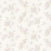 Roesia Rose Trail Amethyst Wallpaper 2532-68326