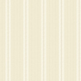 Ashford Stripes Megan's Stripe Wallpaper SA9140 in Cream and Tan