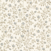302-66808 La Belle Maison Jardin Rosebud Trail Stone Wallpaper