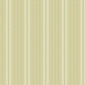 Ashford Stripes Megan's Stripe Wallpaper SA9142 in Olive Green and Cream