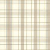 302-66843 La Belle Maison Grand Plaid Hazelwood Wallpaper