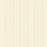Ashford Stripes Basketweave Wallpaper SA9149 in Off White, Tan and Gray