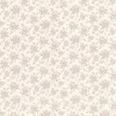 302-66861 La Belle Maison Dainty Small Floral Plum Wallpaper