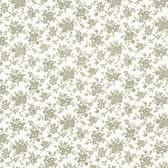 302-66862 La Belle Maison Dainty Small Floral Moss Wallpaper