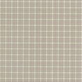 302-66865 La Belle Maison Petite Plaid Sage-Cherry Wallpaper