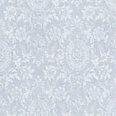 302-66888 Ornament Damask Motif Cloud Wallpaper