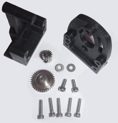 GB500i Gear Box