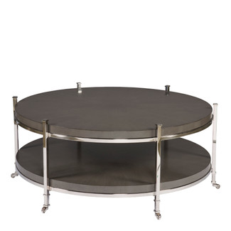 Gibson Round Cocktail Table - Langdon