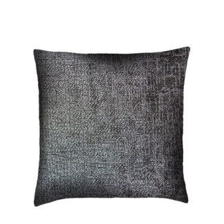 Deep Silver Accent Pillow 24x24