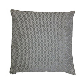 Seneca Grey Throw Pillow
