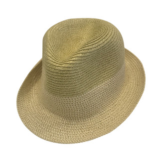 Sammy D Hat - Celery & Natural w/Gold