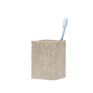 Faux Snake Brush Holder