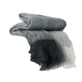 Montana Grey Throw