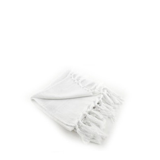 Light Terry Guest Towel - Off White