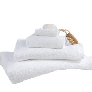Combed Cotton Terry Bath Mat