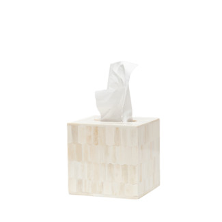 Camel Bone Tissue Box