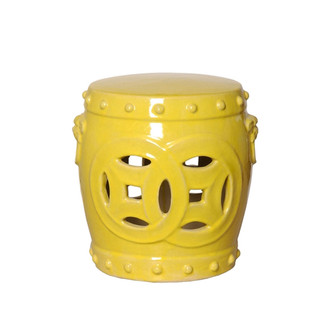 Double Fortune Garden Stool
